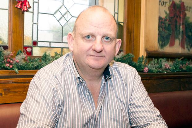 Pallaskenry publican Eric Clancy. Photo: Press 22