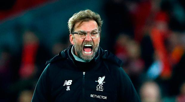 Liverpool boss Klopp describes the victory over Leicester as ideal