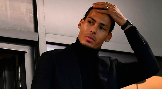 Van Dijk could have moved from Southampton to Manchester City, while Chelsea and Arsenal were also keen on him. Photo: Getty Images