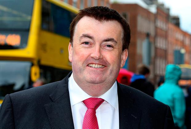 Fine Gael TD Colm Brophy is keen to shield home owners. Photo: Tom Burke
