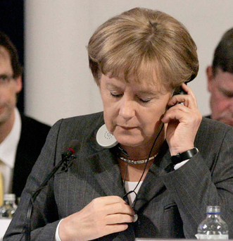 Chancellor Angela Merkel hopes to secure a fourth term in office. Photo: Mark Stedman/RollingNews.ie