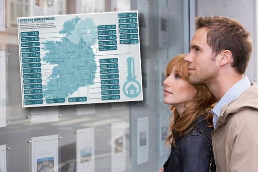 The average first-time buyer had an income of €77,000 and a deposit of €52,800 saved up before buying a home in the capital during 2017.