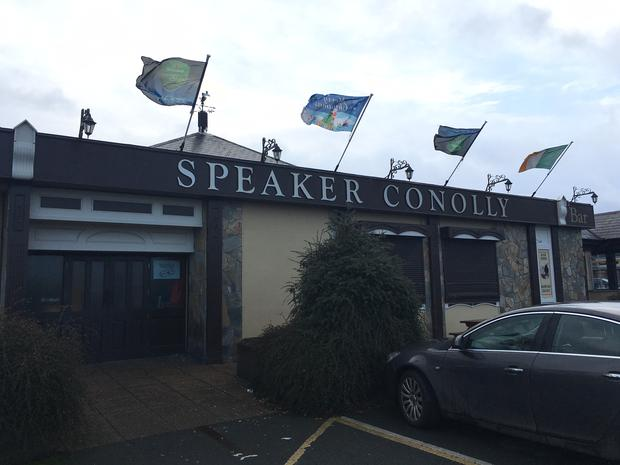 The Speaker Conolly pub in Firhouse