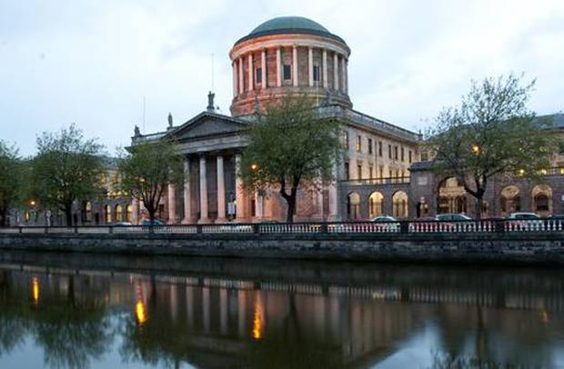 The High Court in Dublin (Stock image)