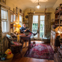 David Norris's Georgian home is filled with family heirlooms.