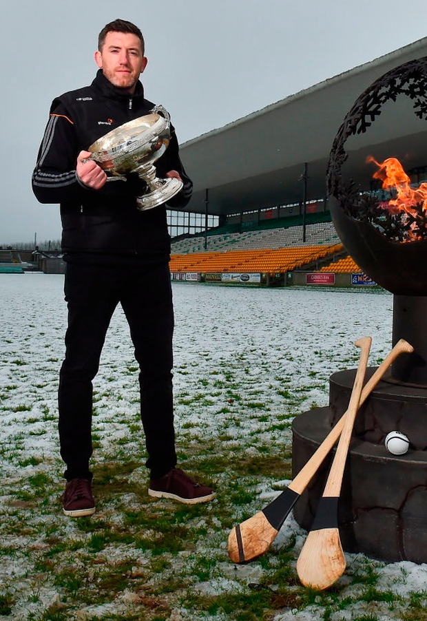 Derek Lyng insists Kilkenny are still a force to be reckoned with. Photo: Matt Browne/Sportsfile