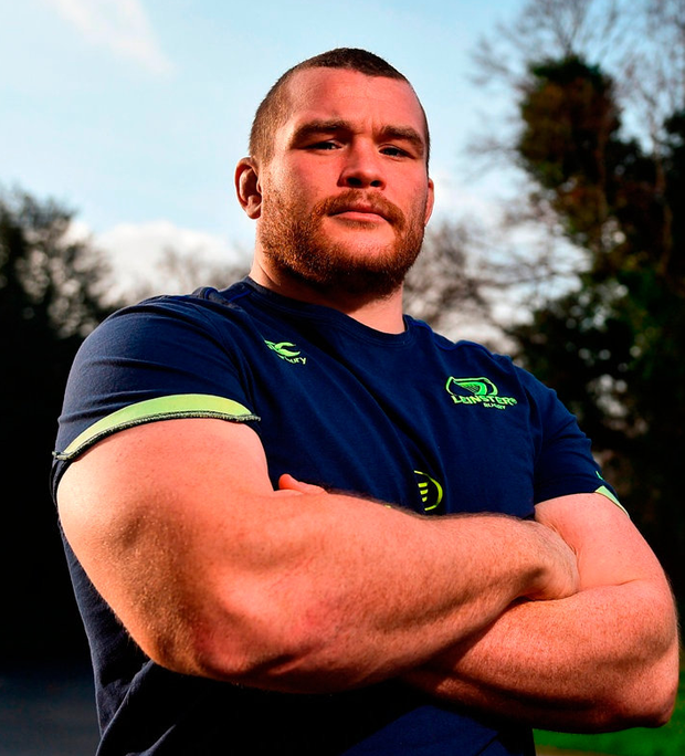 Jack McGrath is reaping the rewards after working hard to improve his fitness. Photo: Ramsey Cardy/Sportsfile