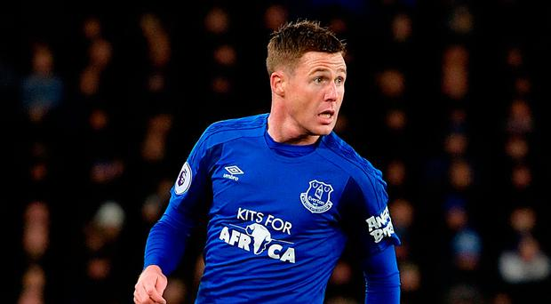 Sam Allardyce praised James McCarthy as a 'shining light' for Everton. Photo: Tony McArdle/Everton FC via Getty Images
