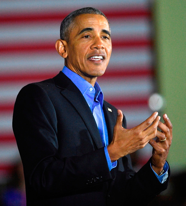 Former President Barack Obama. Photo: Mark Makela/Reuters
