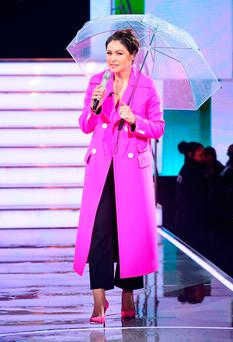 Presenter Emma Willis during the Celebrity Big Brother Launch held at Elstree Studios in Borehamwood, Hertfordshire. PRESS ASSOCIATION Photo. Picture date: Tuesday January 2, 2018. See PA Story SHOWBIZ CBB. Photo credit should read: Ian West/PA Wire