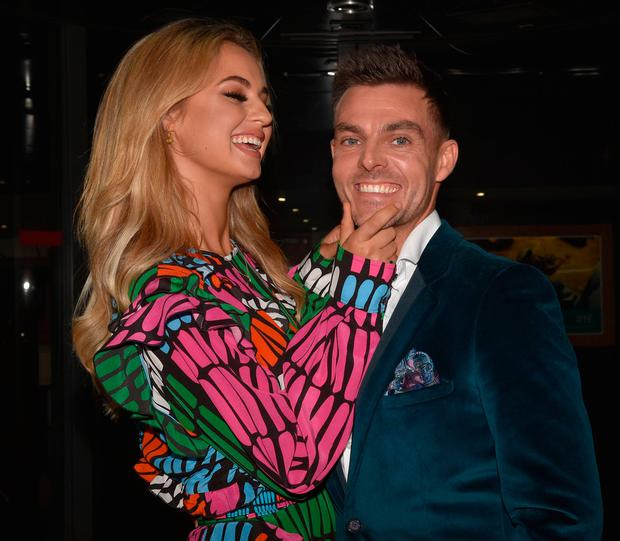Thalia Heffernan and Ryan McShane among guests on Saturday Night with Miriam