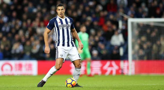West Bromwich Albion footballer, Jake Livermore