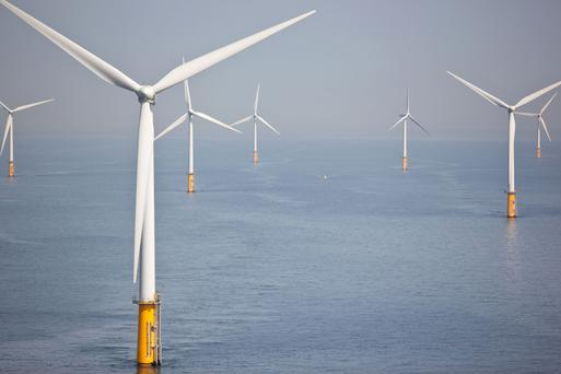 """""""Mega"""" offshore wind projects off Ireland's coast will require increased investment in the country's port infrastructure, according to a Dublin-based consultant engineering group. Photo: Teun van den Dries Photography"""