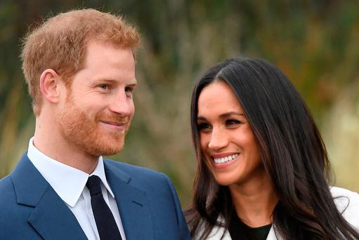 Windsor is ready to cash in on the star quality of Prince Harry and bride-to-be Meghan Markle. Photo: REUTERS