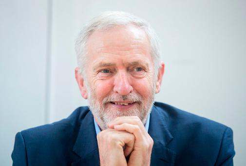 File photo dated 12/10/17 of Labour leader Jeremy Corbyn Danny Lawson/PA Wire