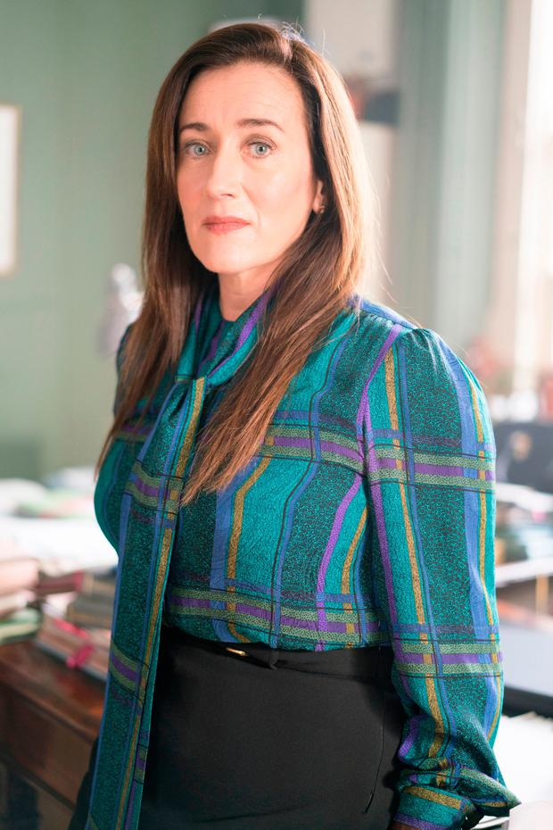 Maria Doyle Kennedy on Striking Out