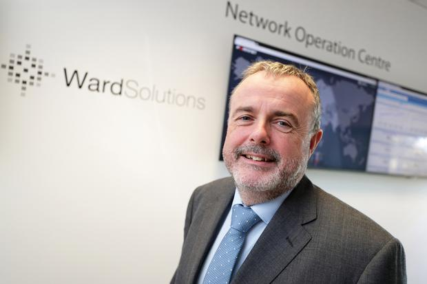 Pat Larkin, CEO, Ward Solutions