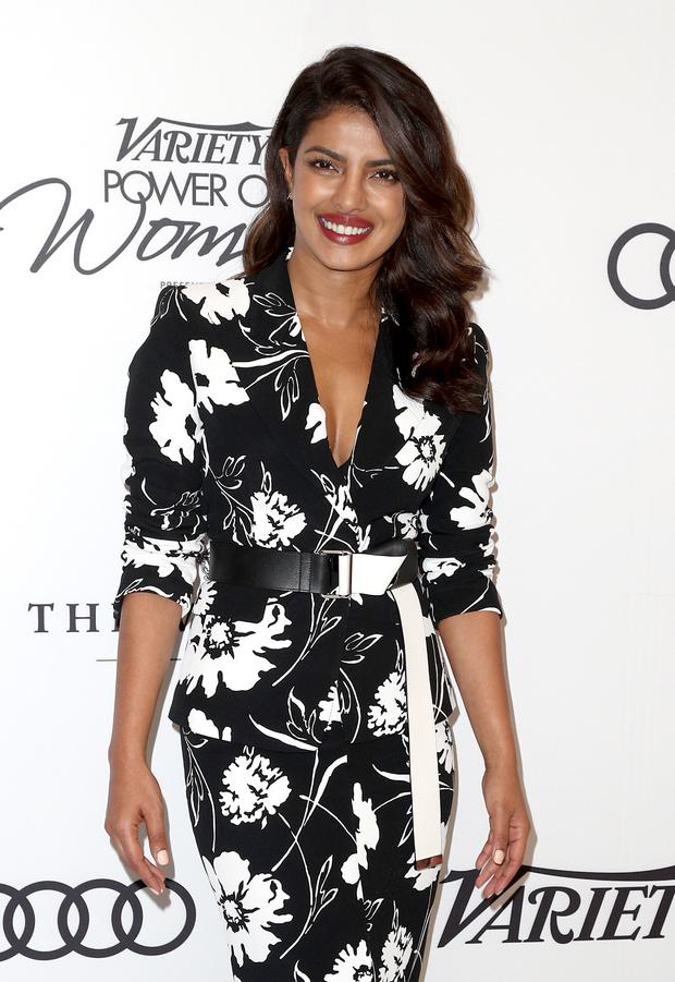Former Miss World and actor Priyanka Chopra has become close to the former Suits star in recent years | Photo by Frederick M. Brown/Getty Images