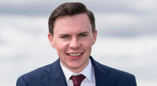 Joseph O'Brien. Photo: Patrick McCann