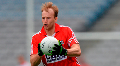 Michael Shields will take away great memories of time in Cork jersey. Picture credit: Piaras Ó Mídheach / Sportsfile