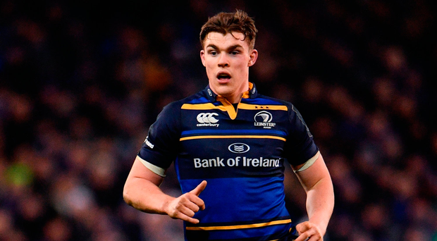 Garry Ringrose is ready for challenge of regaining place on Ireland team. Photo by Ramsey Cardy/Sportsfile