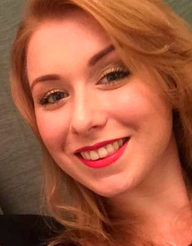 Aisling Brady has been in hospital in the UAE since November