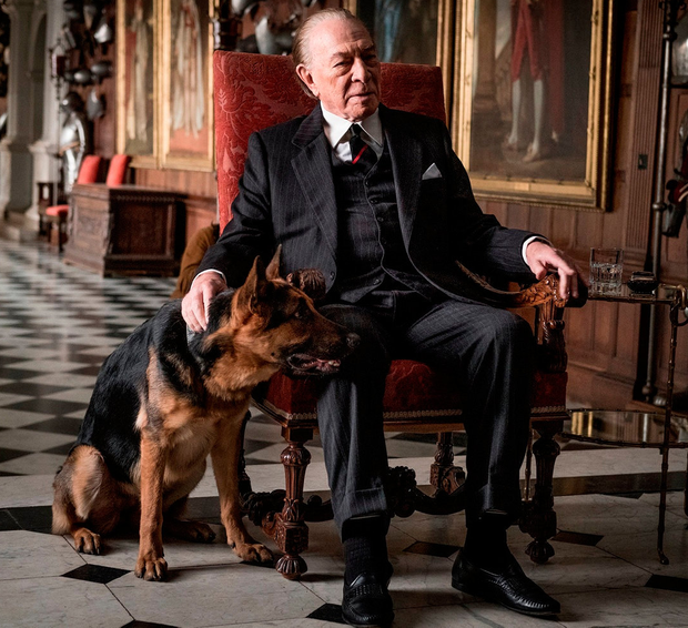 Christopher Plummer replaced Kevin Spacey in All the Money in the World as billionaire JP Getty