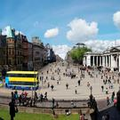 The plaza scheme for College Green has been heavily criticised by the National Council for the Blind Ireland