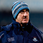 Paul Clarke, Dublin's stand-in manager for the O'Byrne Cup. Photo by David Fitzgerald/Sportsfile