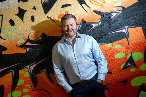 Pete Smyth, founder and CEO of Broadlake