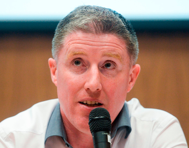 CPA chief Michael Briody insists the organisation does not want money or position. Photo: Piaras Ó Mídheach/Sportsfile