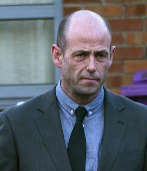 Edmund Whitston damaged another motorist's car and made threats to kill him and a female relative