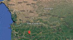 13 people have been killed by gunmen in the Casamance region