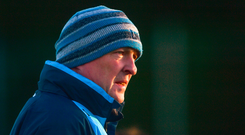 Dublin manager Pat Gilroy. Photo by David Fitzgerald/Sportsfile