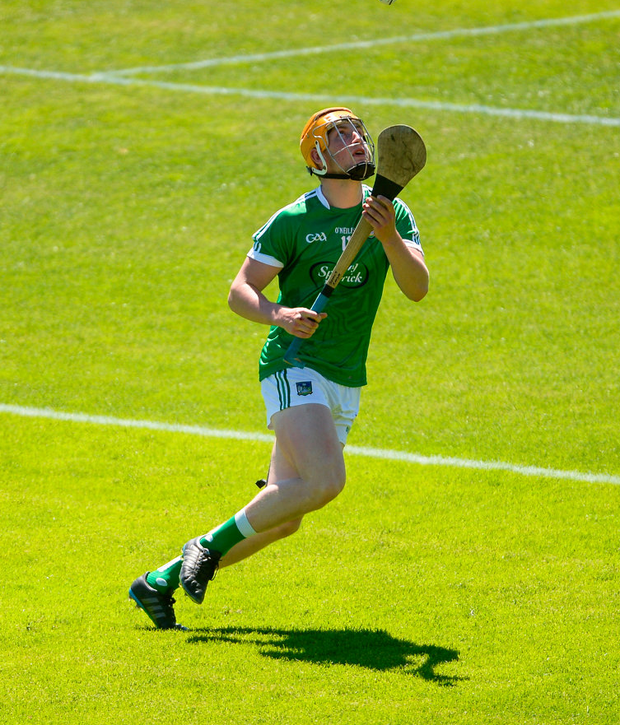 Seamus Flanagan of Limerick. Photo by Piaras Ó Mídheach/Sportsfile