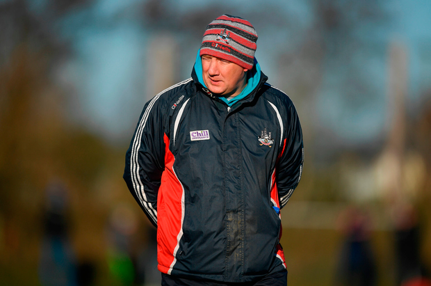 Cork manager Ronan McCarthy. Photo by Stephen McCarthy/Sportsfile