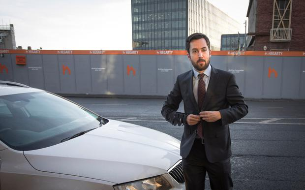 Housing Minister Eoghan Murphy is looking at the tax Picture by Fergal Phillips