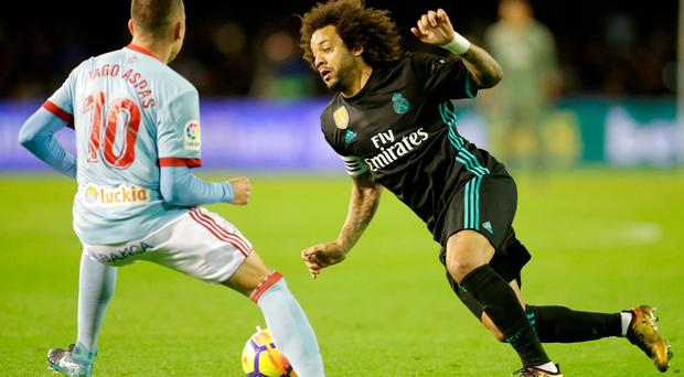 What Zidane did to Real Madrid players after Celta Vigo draw — LaLiga