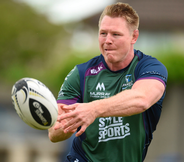 Tom McCartney of Connacht Photo: Sportsfile