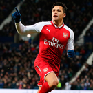 Manchester City have renewed their interest in Arsenal's Alexis Sanchez Photo: Martin Rickett/PA Wire