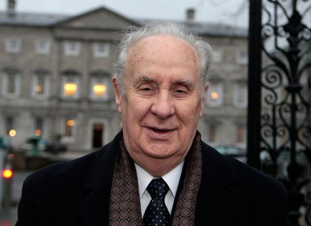 Paddy Harte, 'a firm advocate for justice'. Photo: Tom Burke