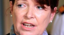 Former Garda commissioner Noírín O'Sullivan's actions are under examination. Picture: Collins