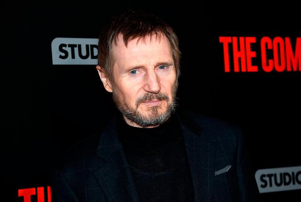 Liam Neeson attends the