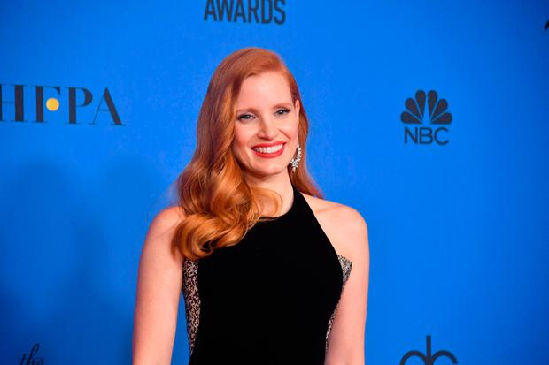 Jessica Chastain Donates $2000 to Fertility Fund of Woman Who Criticized Her
