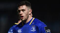 Josh Murphy is making waves as a Leinster player but is also studying medicine.