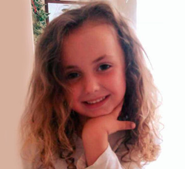 Sienna Joyce was 'beautiful, cherished and adored'