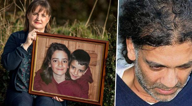 On July 29, 2013, Kathleen Chada's two sons Eoghan (10) and Ruairí (5) were murdered by their father, Sanjeev Chada (inset)