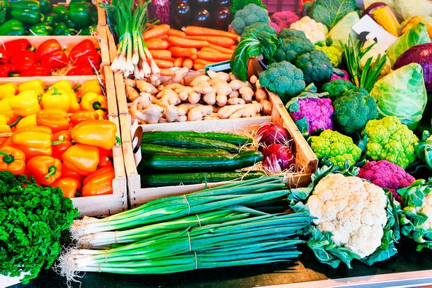 Resolution no 1: buy more from a local farmer's market