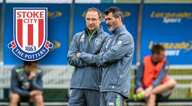 Martin O'Neill and Roy Keane could be taking over from Mark Hughes at Stoke