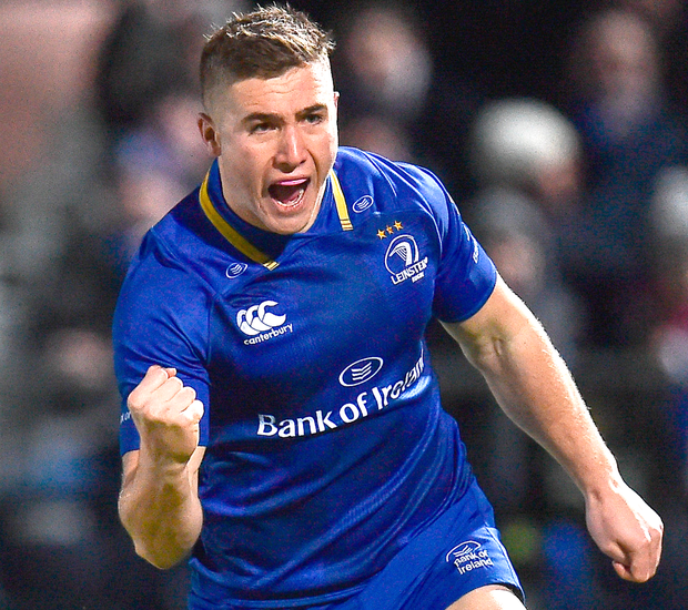 Leinster's Jordan Larmour. Photo: Sportsfile